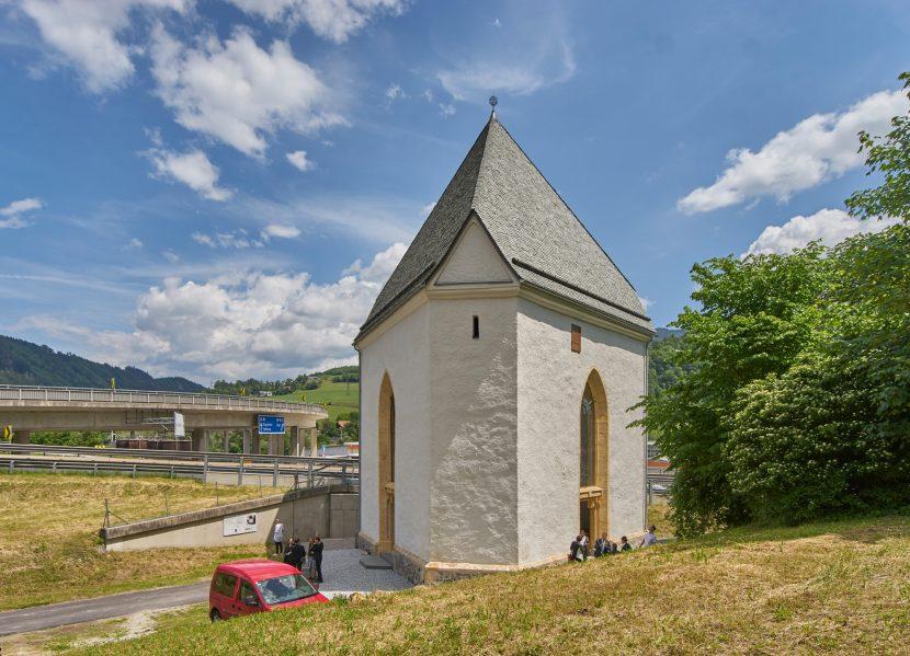 Heiligen-Geiste-Kapelle in Bruck an der Mur
